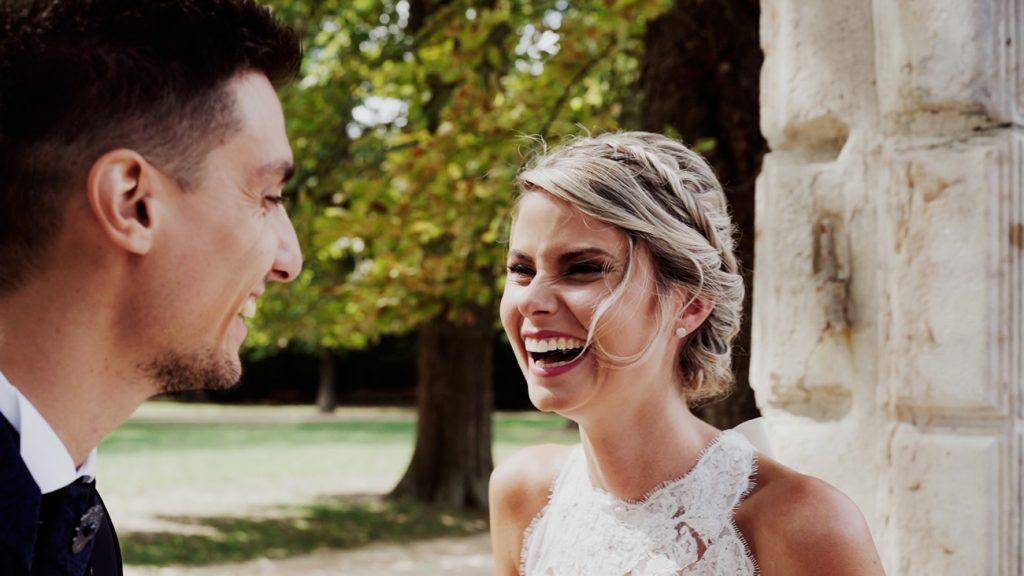 Cameraman videaste video lyon mariage portrait