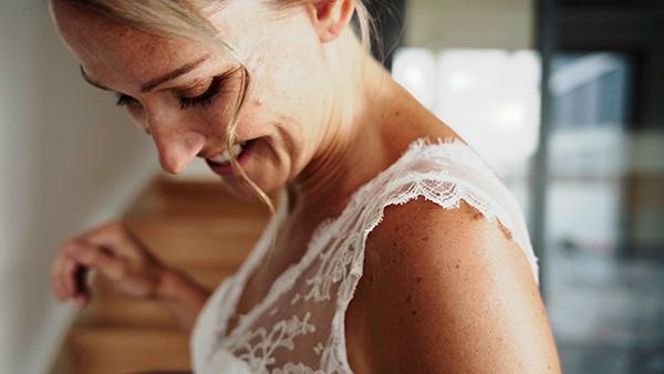 Cameraman videaste video lyon mariage mariee robe preparatifs